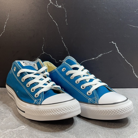 Converse Lo Blue Size 8M 10L